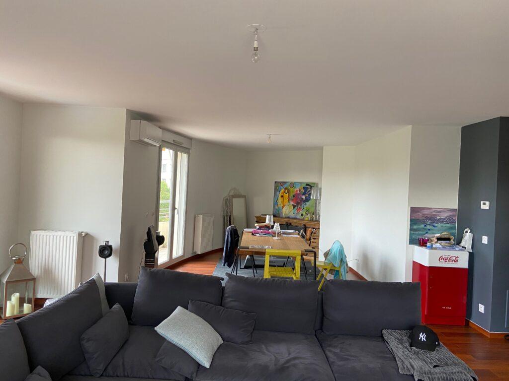 Intérieur appartement décoration Lyon